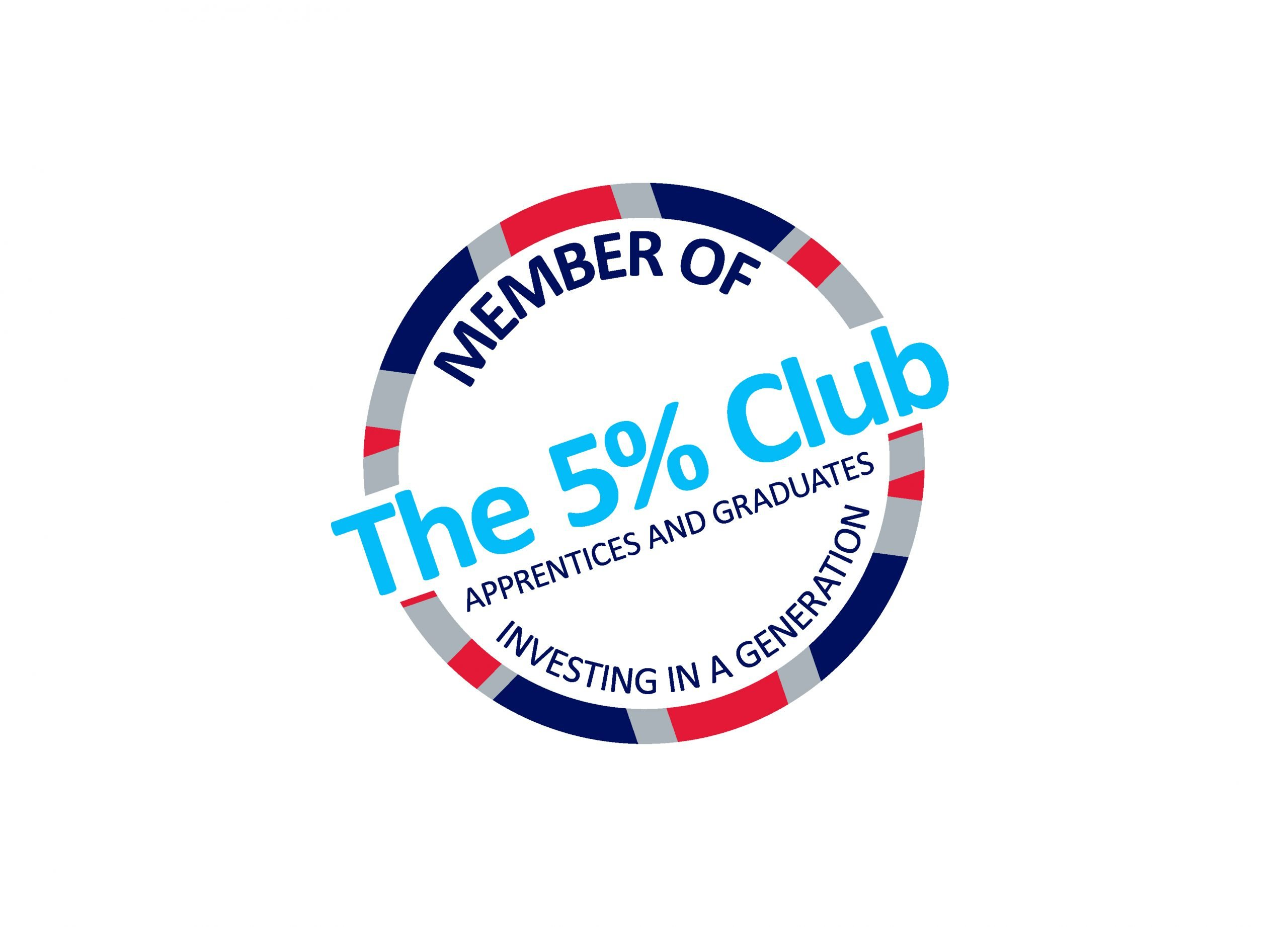 5% club for business