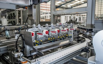 Post Covid Manufacturing – Shifting to Automated Processes